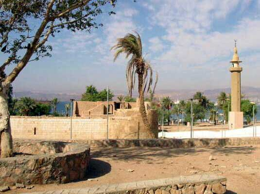 Aqaba History and Sites